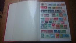 F0779 ALBUM DDR NEUFS BELLE COTE DÉPART 10€ - Stamps