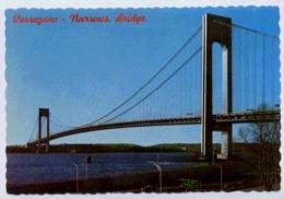 VERRAZANO-NARROW BRIDGE - NY - New York
