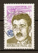 1990 - N°2638 Max Hymans (1900-1961) Càd 1990 - Used Stamps