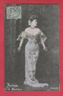 Madame Astier  ... Du Théâtre Marigny - 1905 ( Voir Verso ) - Donne Celebri
