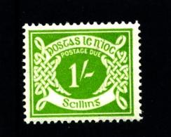 IRELAND/EIRE - 1969  POSTAGE DUE  1s. E WMK  MINT NH SG D14 - Segnatasse