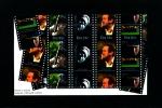 IRELAND/EIRE - 2008  FILMED IN IRELAND  MS   MINT NH - Blocchi & Foglietti