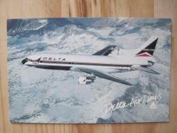Le Long Courrier Tristar L-1011-500 De Delta - 1946-....: Moderne