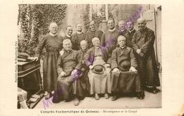 30. Congrès Eucharistique De QUISSAC . Monseigneur Et Le Clergé . - Quissac