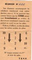 VP5523 - Carte - Réunion N°686 - Chasse - Cartes