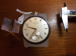 Montre Gousset Favre Leuba - Watches: Bracket