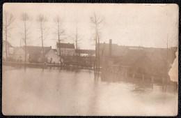 RENAIX - RONSE -- 1917 Zeldzame Fotokaart Overstroming BRUUL - CARTE PHOTO RARE INONDATIONS BRUUL - Renaix - Ronse