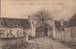(Oise) Cambronne - 60 - (Environ De Compiègne) Chemin De Béthancourt, Arbre De La Liberté - France