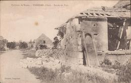 (Oise) Varesnes - 60 - (Environ De Noyon) Entrée Du Pays - France