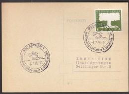 Germany Aachen 1958 / Horses / European Championship - Ippica