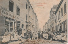 GREVENMACHER- TRIERSTRASSE- SUPERBE CARTE TRES ANIMEE - Cartes Postales