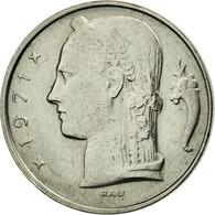 Monnaie, Belgique, 5 Francs, 5 Frank, 1971, TTB+, Copper-nickel, KM:134.1 - 1951-1993: Baudouin I