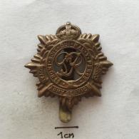 Badge (Pin) ZN002741 - Military (Army) Royal Army Service Corps United Kingdom - Militaria