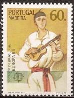 Madeira 102 ** Foto Estandar. 1985 Europa - Madère