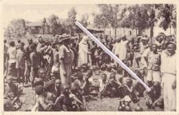 Mission Catholique Du CAMEROUN Français - Le Marché à La Mission De DSCHANG - VOIR SCANS - Cameroun
