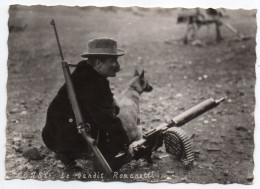 Corse--Le Bandit Romanetti (très Animée,chien,fusil Et Mitrailleuse),cpsm 15 X 10 N°1020 éd Tomasi --Belle Carte - Célébrités