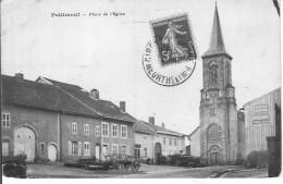 Petitmont, Plave De L'église - France