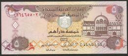 United Arab Emirates UAE 5 Dirhams 2009 P-19 In CRISP  UNCIRCULATED BANKNOTE UNC - Emirats Arabes Unis
