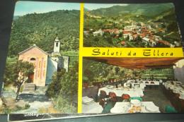 SAVONA ELLERA LIGURE FRAZIONE DI ALBISOLA SUPERIORE  1972 - Savona