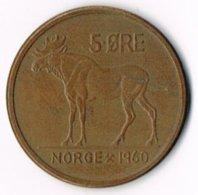 Norway 1960 5ø - Norway