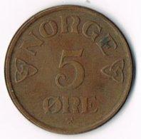 Norway 1955 5ø - Norway