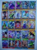 Dragonball Z : 25 Japanese Trading Cards - Dragonball Z