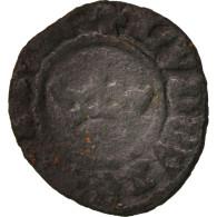 France, Obole Tournois, 20/11/1467, Billon, Duplessy:565 - 1461-1483 Louis XI Le Prudent