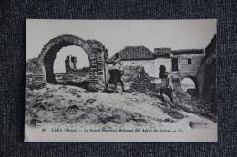 TAZA - Le Grand Marabout Mohamet Bel ADJ Et Les Ruines. - Maroc