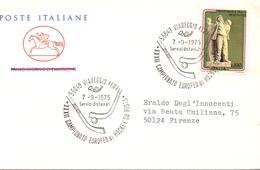 ITALY VIAREGGIO EUROPEAN  CHAMPIOSHIPS OF HOKEY 1975  (SET160210) - Hockey (su Ghiaccio)