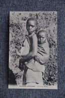 COLONIES AFRICAINES - Une Jeune Maman - Guinée Française