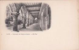 G , Cp , 02 , LAON , Colonnade Du Palais De Justice - Laon