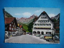 WASSEN  -  GOTTHARD  -  SUSTEN  -  ROUTA  -  POST HOTEL  -  Canton VALAIS  -  Suisse - VS Valais