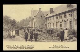L'Abbaye De Marche-les-Dames Au Pays De La Féerie Façade Nord-Est De L'Abbaye - Andere