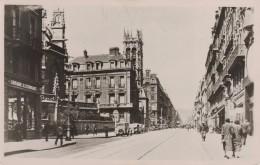 ROUEN -76- RUE JEANNE D'ARC L'ABSIDE DE L'EGLISE SAINT VINCENT ET TOURS SAINT LAURENT - Rouen
