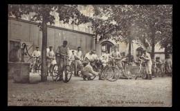 Assen 1er Regiment Infanterie De Wielrijders Reiningen Hunne Rijwielen - Assen