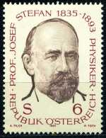 Österreich - Michel 1807 - ** Postfrisch (E) - Josef Stefan - 1945-.... 2ª República
