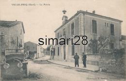 VIC-LE-FESQ - LA MAIRIE - France