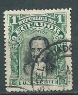 Equateur  - Yvert N°154 OBLITERE   -  Abc18204 - Ecuador