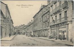 Htes Alpes : Gap, Rue Carnot - Gap