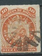 Bolivie - Yvert N°26 Oblitéré  Abc18307 - Bolivia