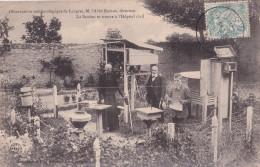 - 52 - LANGRES : Observatoire Météorologique , M L'Abbé Raclot , Directeur - Langres