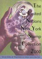 UN - United Nations New York 2000 MNH Souvenir Folder - Year Pack - New-York - Siège De L'ONU