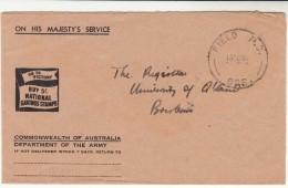 Australia / Queensland / Military Mail - Australia