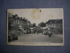 LAVAVEIX LES MINES  -  23  -  Le Marché Du Jeudi  -  Creuse - Francia
