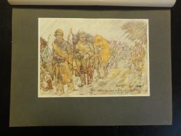"""Extrait De """"la Grande Guerre Racontée Par Les Combattants""""-éd Quillet - 1928: """"dernière Vision De Guerr"""" Par L. Broquet - 1914-18"""