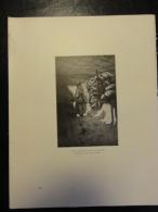 """Extrait De """"la Grande Guerre Racontée Par Les Combattants""""-éd Quillet - 1928: """"dans Les Tranchées"""" Par L. Broquet - 1914-18"""