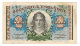Spain 2 Pesetas,  AUNC. Free Ship. To USA - [ 3] 1936-1975 : Regency Of Franco