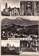 Montagnaga Di Pinè, Cartolina Viaggiata 1958. - Trento
