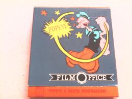SUPER 8 - POPEYE & BLUTO DEMENAGEURS - FILM OFFICE - Bobines De Films: 35mm - 16mm - 9,5+8+S8mm