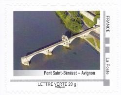 France 2014 Collector  Pont Saint Bénézet - Avignon Brücke Famous Ruin Of Bridge MNH ** - France